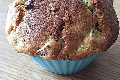 Rhabarber - Muffins 35