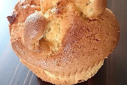 Rhabarber - Muffins 3