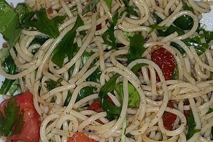 Spaghetti Salat 8