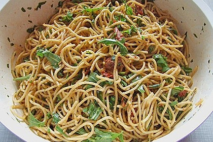 Spaghetti Salat 3