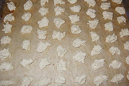 Vanille - Quark - Häufchen 34