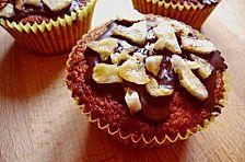 Bananen - Haselnuss - Muffins
