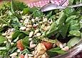 Tomaten - Mozzarella - Salat