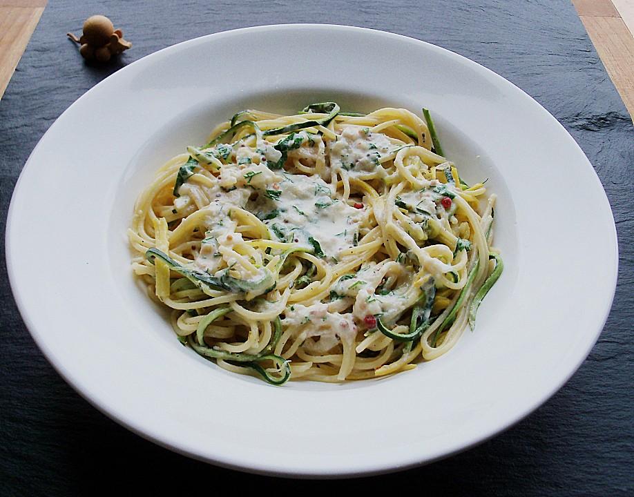"""Zucchini """"Spaghetti"""" Recipe — Dishmaps"""