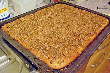 Walnuss - Zimt - Kuchen 2
