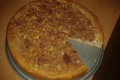 Walnuss - Zimt - Kuchen 1
