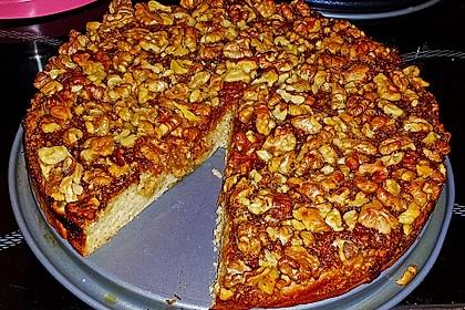 Walnuss - Zimt - Kuchen