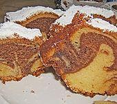 Eierlikör - Kuchen mit Nutella (Bild)