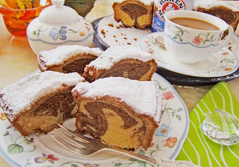 Eierlikör - Kuchen mit Nutella 13
