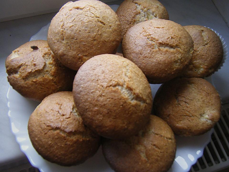 apfel muffins rezept mit bild von sabinchen27. Black Bedroom Furniture Sets. Home Design Ideas