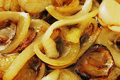 Karamellisierte Zwiebeln 18