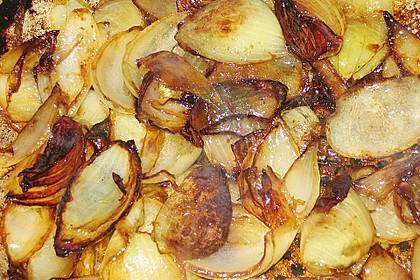 Karamellisierte Zwiebeln 20