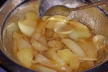 Karamellisierte Zwiebeln 16
