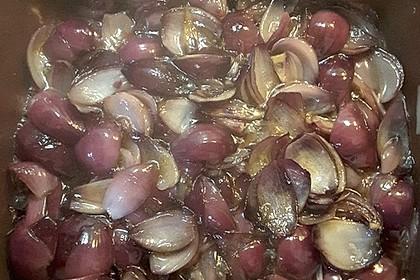 Karamellisierte Zwiebeln 24