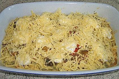 Auberginen Lasagne 7