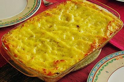 Auberginen Lasagne 2
