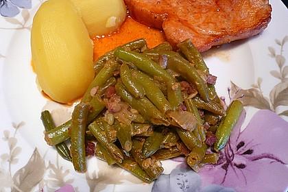 Dieters Grüne Bohnen 1