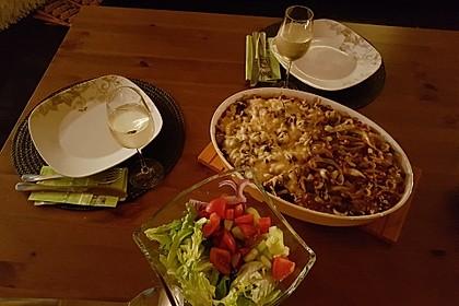 Zauberhafter Spätzle-Spitzkohl-Champignon-Auflauf 15