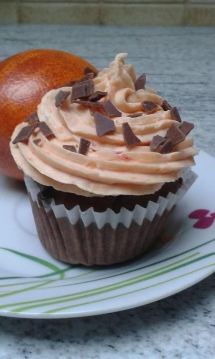 schoko orangen muffins rezept mit bild von cappuccino. Black Bedroom Furniture Sets. Home Design Ideas
