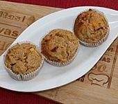 Kaki - Kiwi - Muffins (Bild)