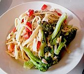 Spaghetti - Thunfisch - Auflauf (Bild)