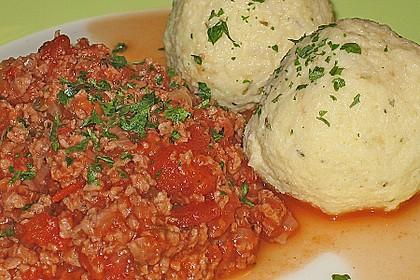 Vegetarische Bolognese 12