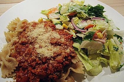 Vegetarische Bolognese 30