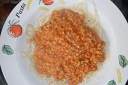 Vegetarische Bolognese 57