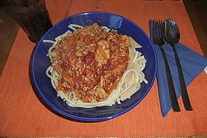 Vegetarische Bolognese 46
