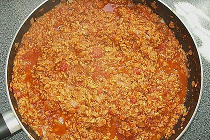 Vegetarische Bolognese 50