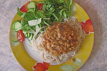 Vegetarische Bolognese 44