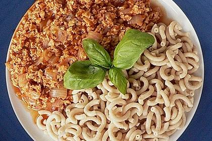 Vegetarische Bolognese 37