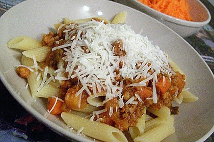 Vegetarische Bolognese 66