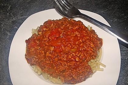 Vegetarische Bolognese 59