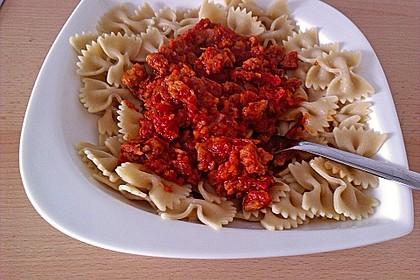 Vegetarische Bolognese 62