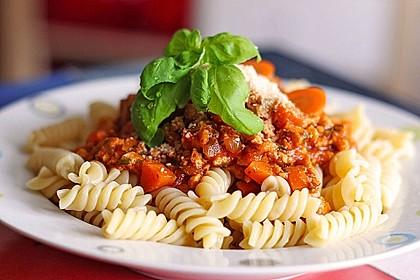 Vegetarische Bolognese 0