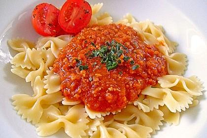 Vegetarische Bolognese 24