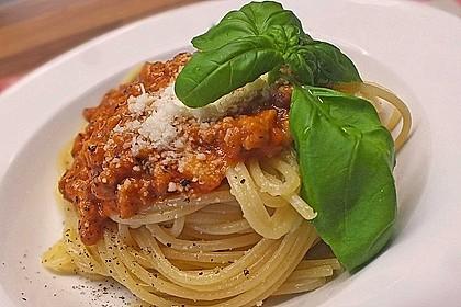 Vegetarische Bolognese 2