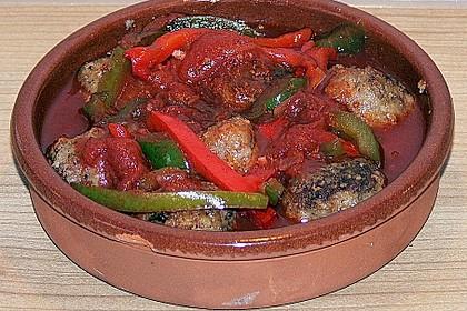 Albondigas - Spanische Hackfleischbällchen 11