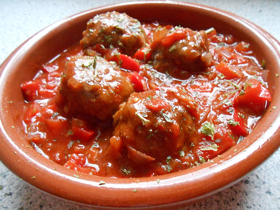 Albondigas Spanische Rezepte | Chefkoch.De