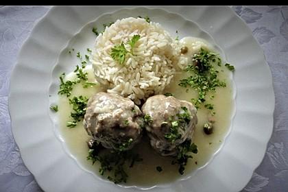 Königsberger Klopse nach Mamas Rezept 1