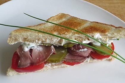 Roastbeef Sandwiches