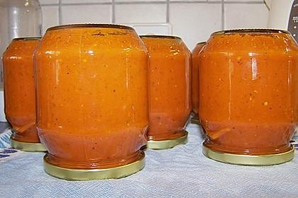 Tomatensoße auf Vorrat 20