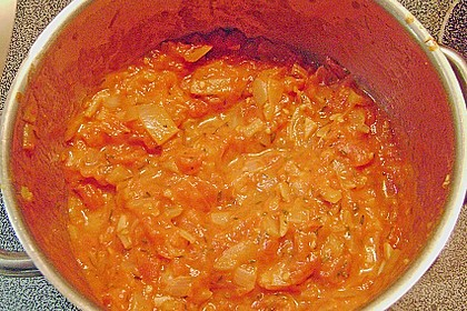 Tomatensoße auf Vorrat 30