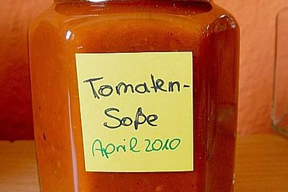 Tomatensoße auf Vorrat 22
