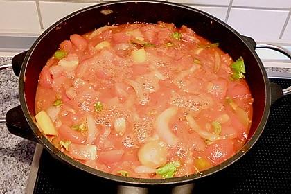Tomatensoße auf Vorrat 35