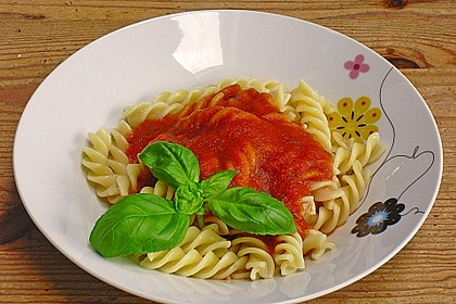 Tomatensoße auf Vorrat 2