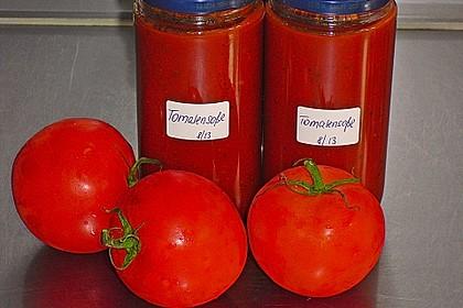 Tomatensoße auf Vorrat 1