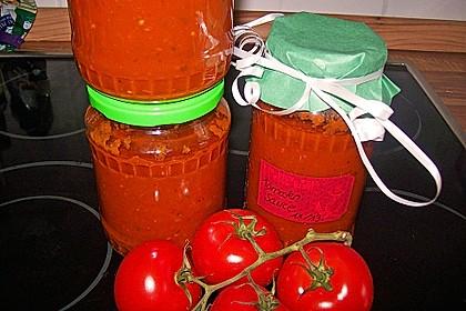 Tomatensoße auf Vorrat 4