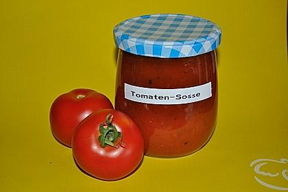 Tomatensoße auf Vorrat 6